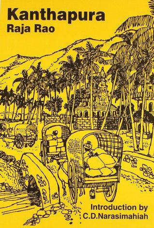 Kanthapura Raja Rao Book Cover