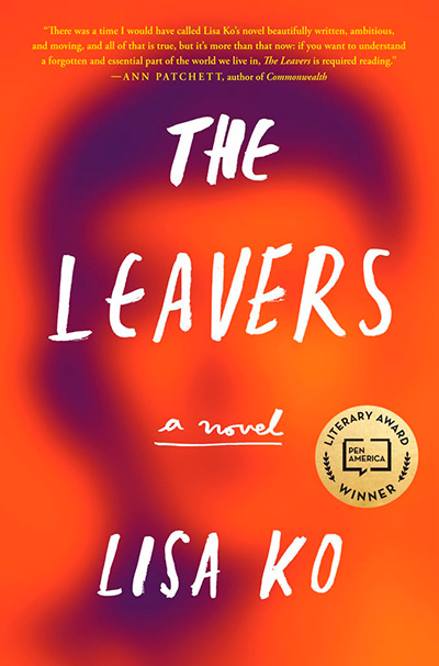 The Leavers Lisa Ko Book Cover
