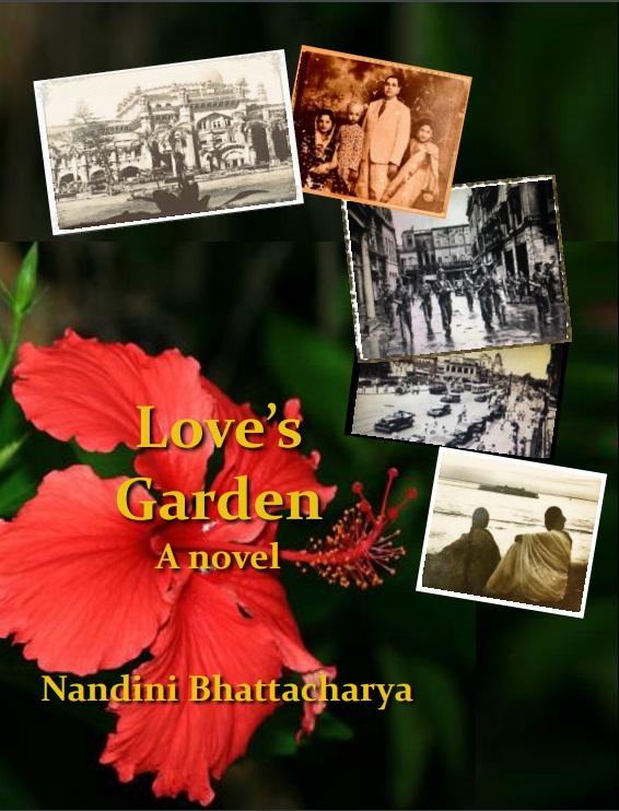 Love's Garden Nandini Bhattacharya Book Cover