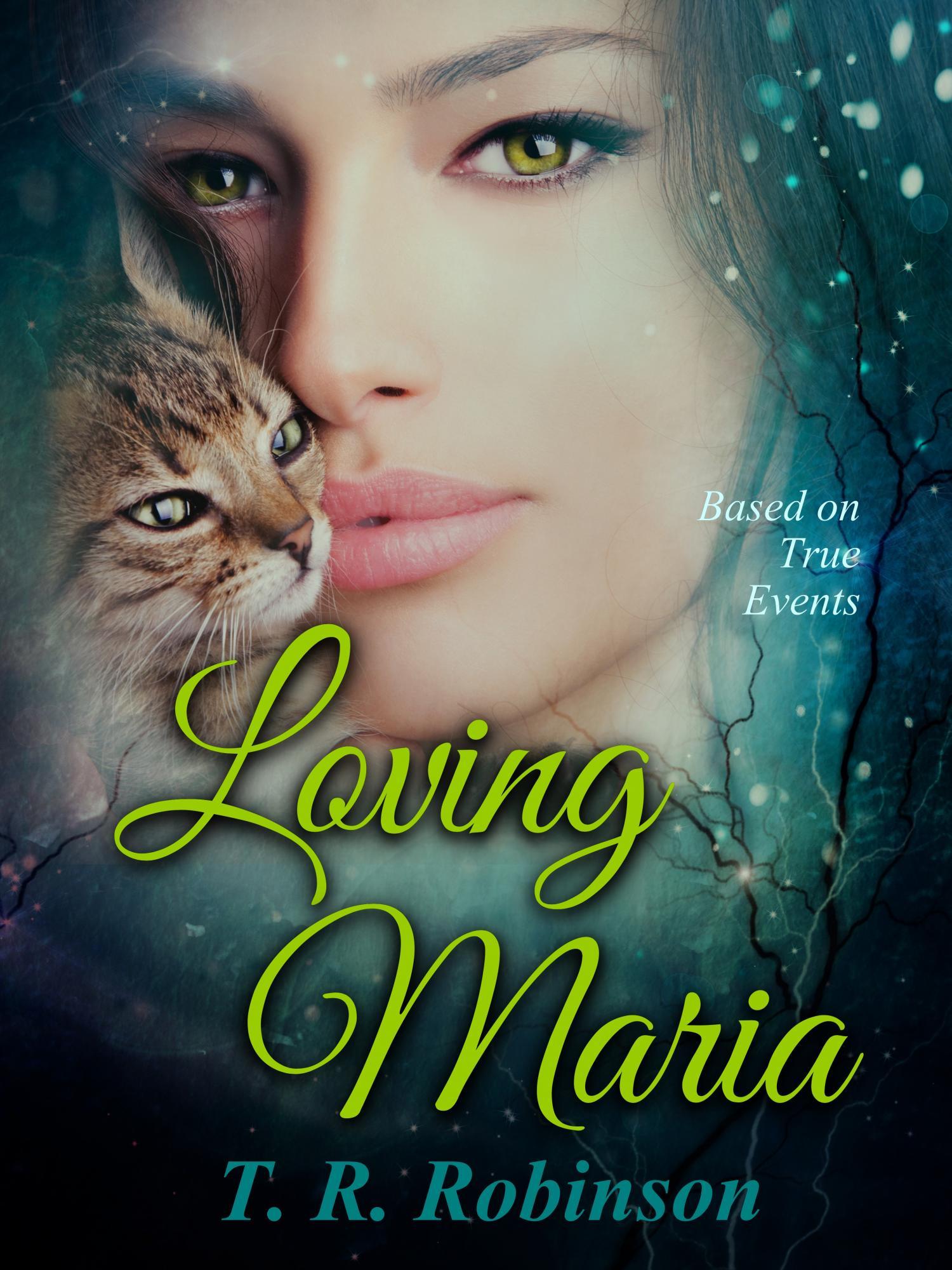 Loving Maria T R Robinson Book Cover