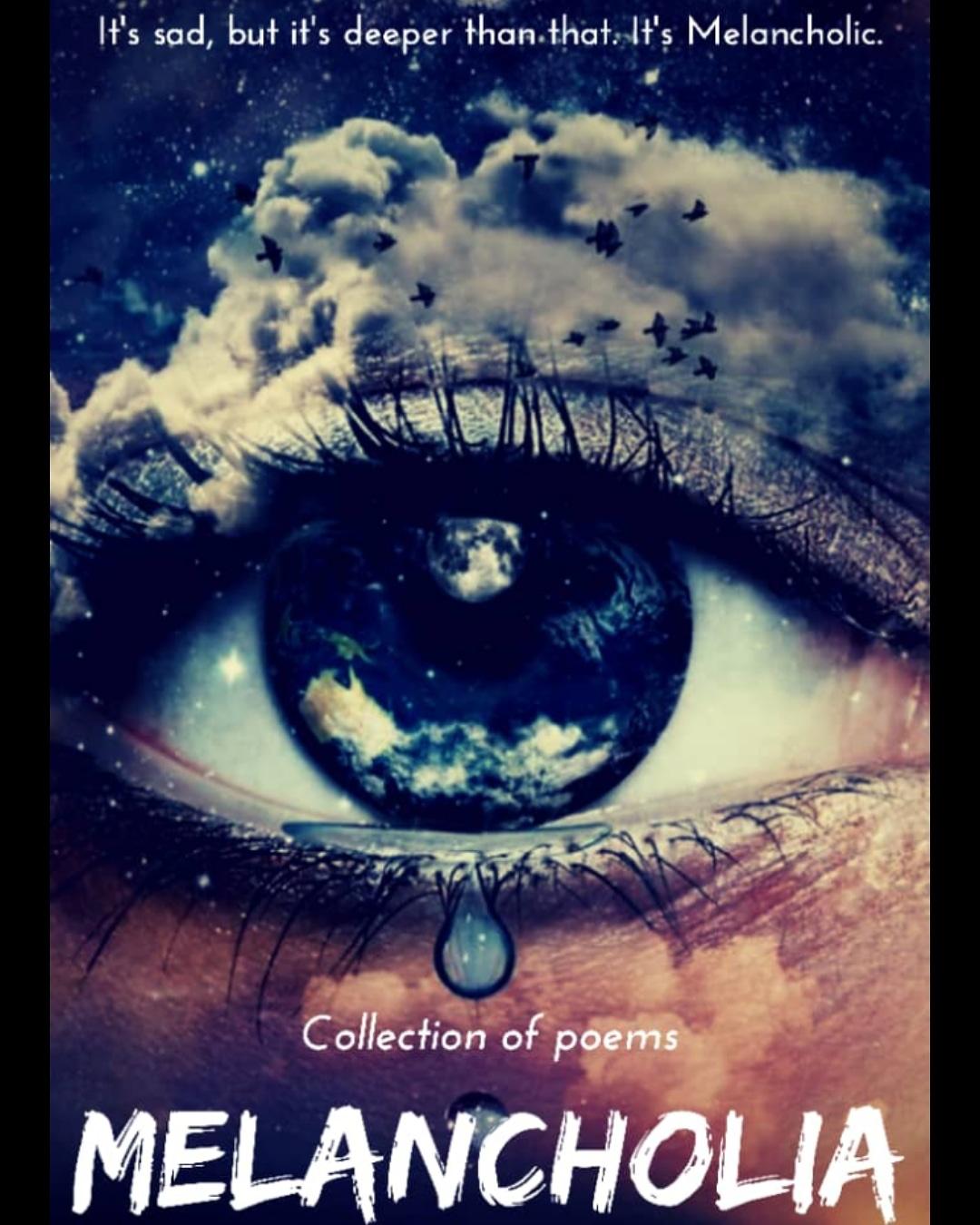 Melancholia Amy's Artistry Book Cover