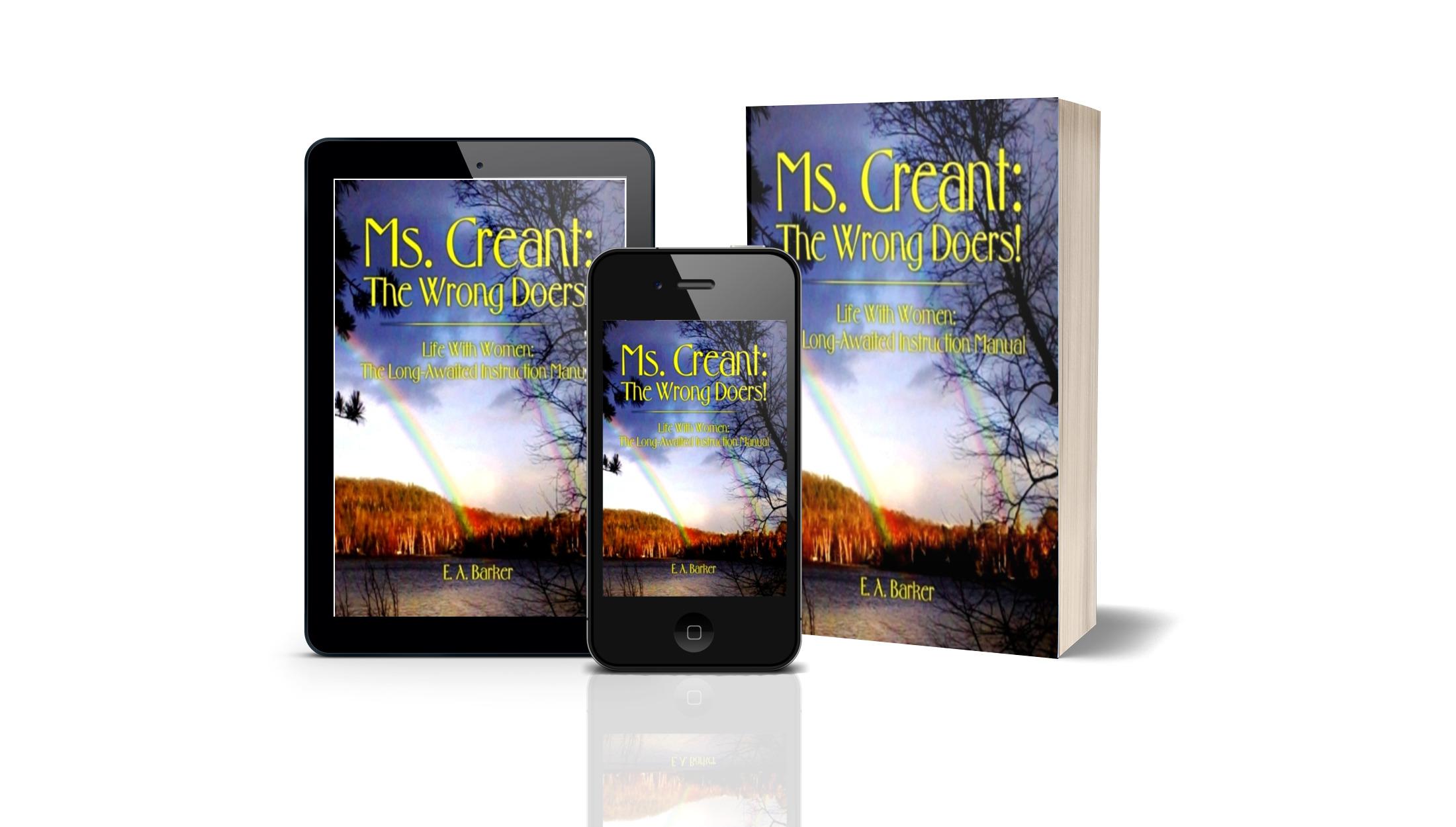 Ms. Creant: The Wrong Doers! e-book E. A. Barker Book Cover