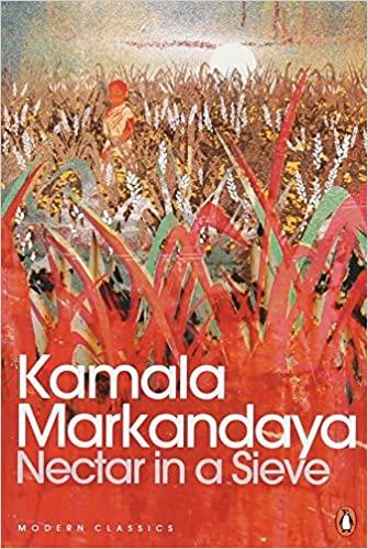 Nectar In A Sieve Kamala Markandaya Book Cover