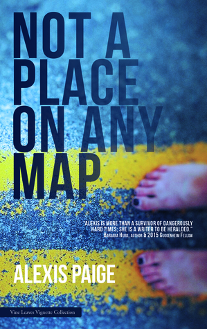 Not a Place on Any Map Alexis Paige Book Cover