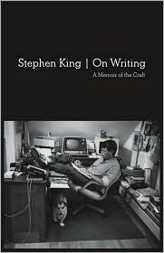On Writing: A Memoir of the Craft Stephen King Book Cover