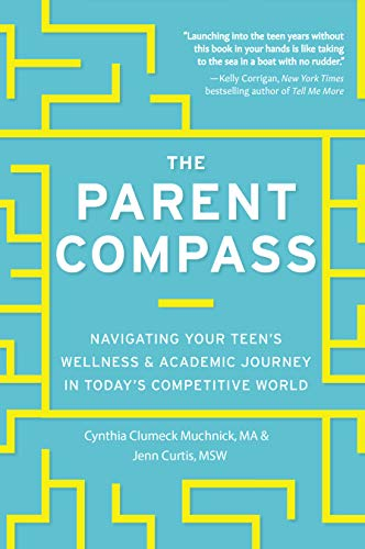Parent Compass Cynthia Clumeck Muchnick Book Cover