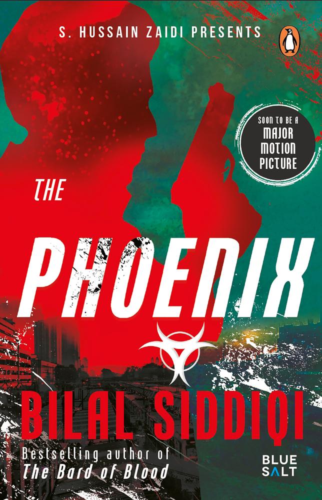 Phoenix Bilal Siddiqi Book Cover