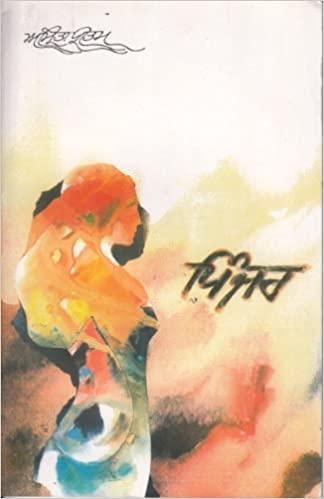 Pinjar Amrita Pritam Book Cover