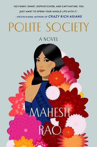 Polite Society Mahesh Rao Book Cover