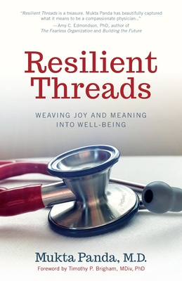Resilient Threads Mukta Panda Book Cover