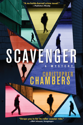 Scavenger Christopher Chambers Book Cover