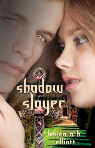 Shadow Slayer Laura A. H. Elliott Book Cover
