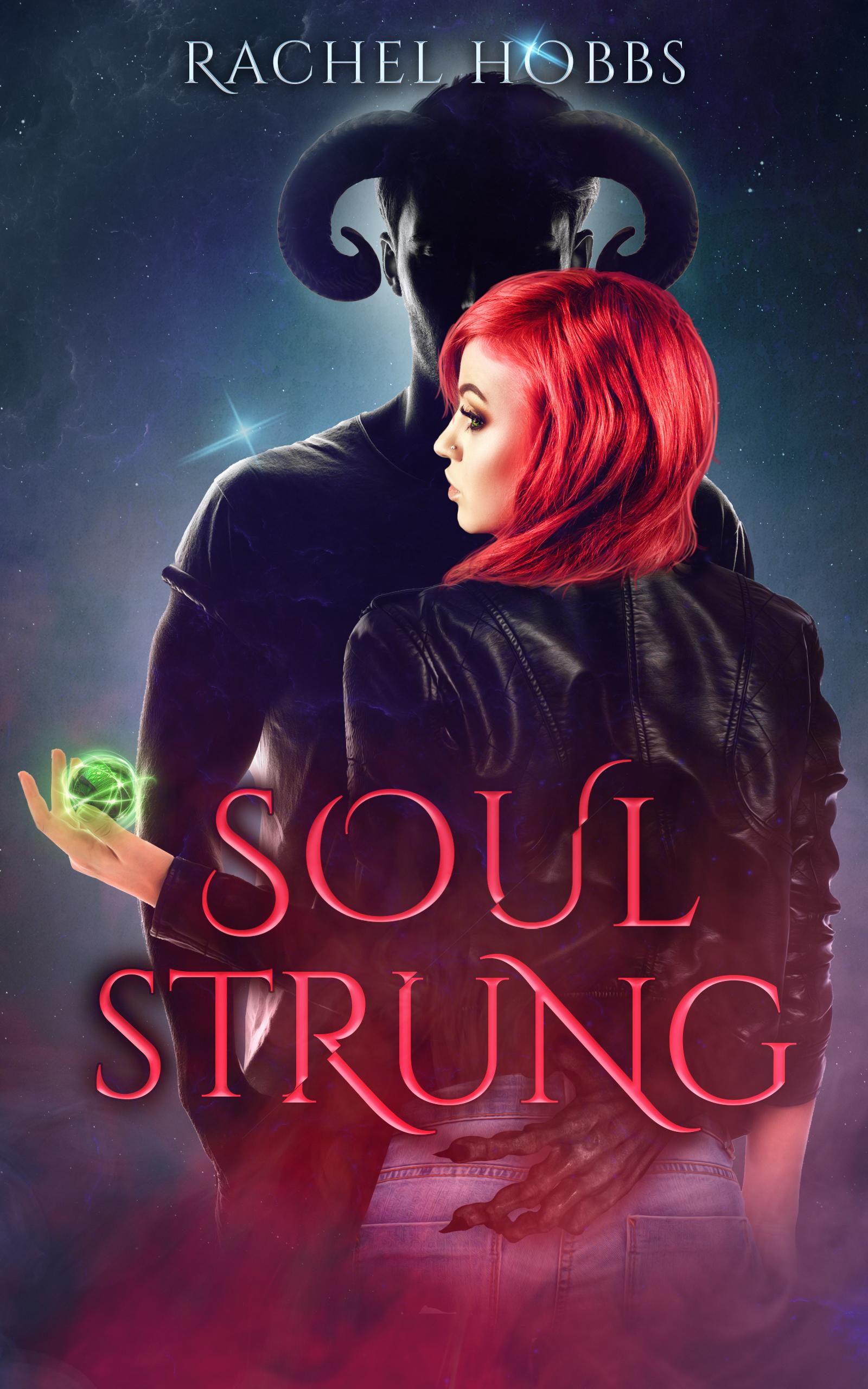 Soul-Strung (Stones of Power #2) Rachel Hobbs Book Cover