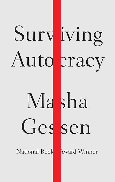 Surviving Autocracy Masha Gessen Book Cover