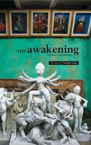 The Awakening (English) Anita Agnihotri Book Cover