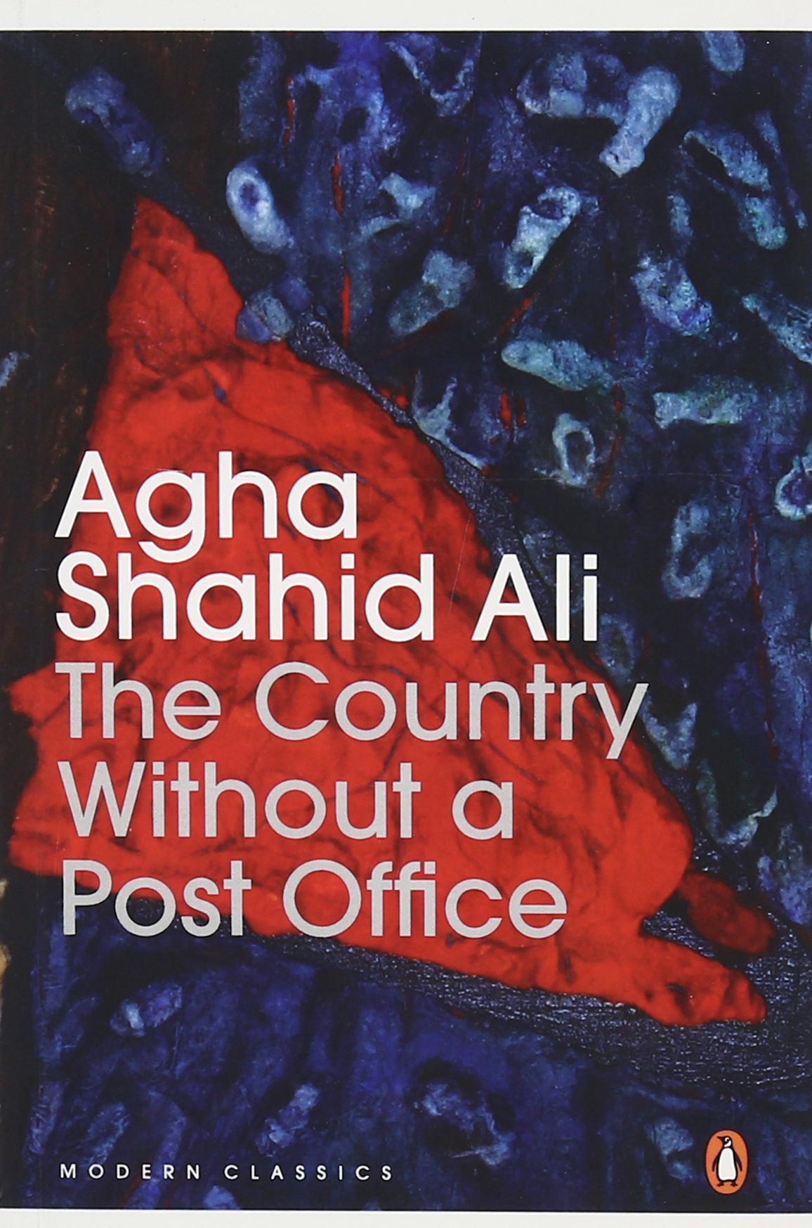 The Country Without a Post Office Agha Shahid Ali Book Cover