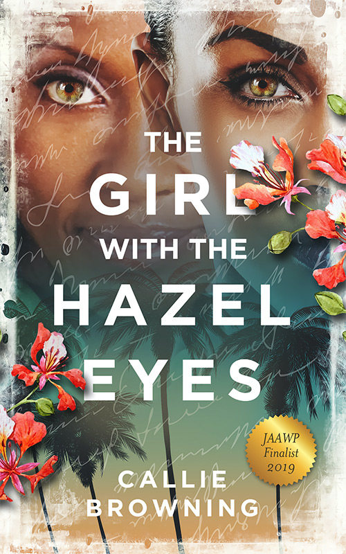 The Girl with the Hazel Eyes Callie Browning Book Cover