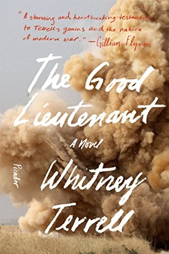 The Good Lieutenant Whitney Terrell Book Cover