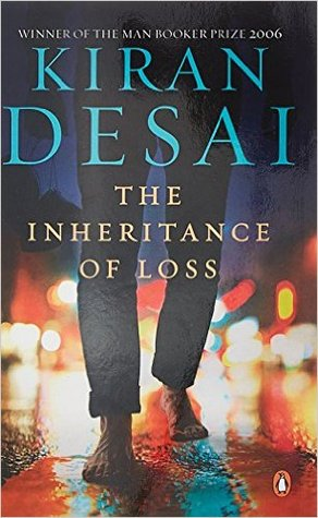The Inheritance of Loss Kiran Desai Book Cover