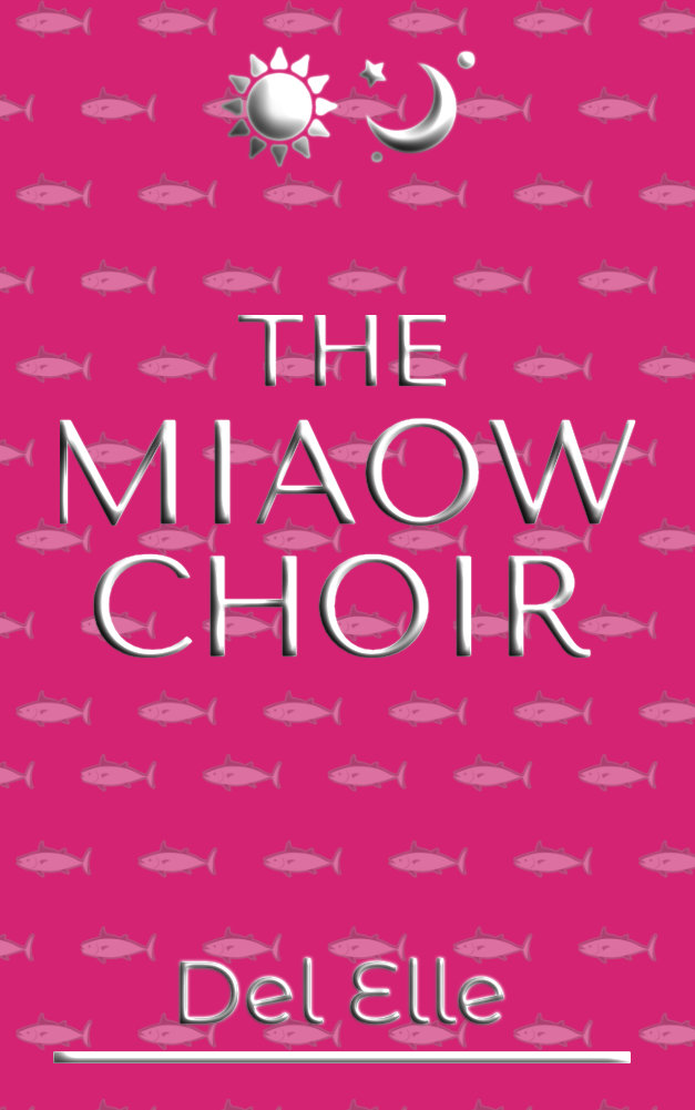 The Miaow Choir Del Elle Book Cover