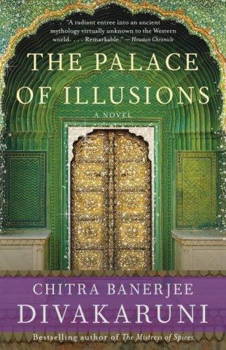 The Palace of Illusions Chitra Banerjee Divakaruni Book Cover