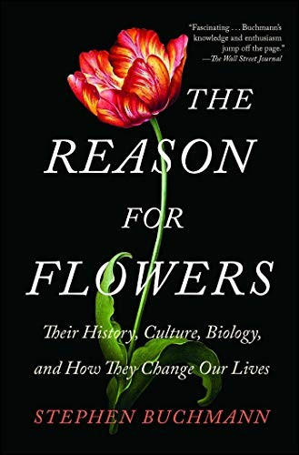 The Reason for Flowers Stephen Buchmann Book Cover