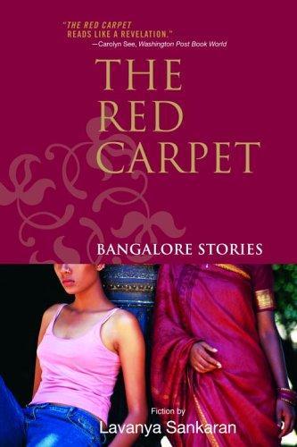 The Red Carpet Lavanya Sankaran Book Cover