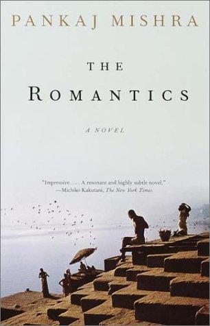 The Romantics Pankaj Mishra Book Cover