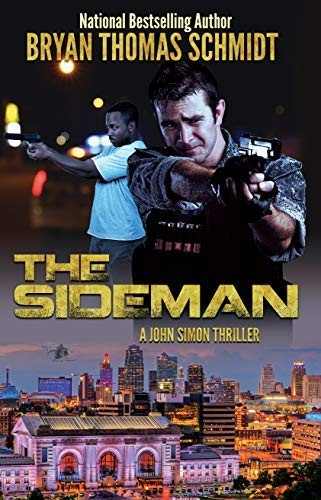 The Sideman Bryan Thomas Schmidt Book Cover