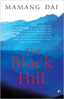 The Black Hill Mamang Dai Book Cover