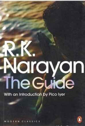 The Guide Rasipuram Krishnaswamy Narayan Book Cover
