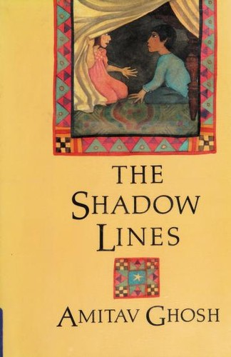 The Shadow Lines Amitav Ghosh Book Cover