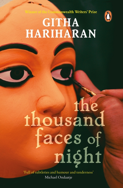The Thousand Faces of Night Githa Hariharan Book Cover
