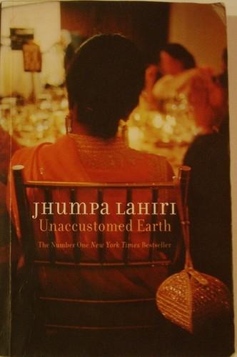 Unaccustomed Earth Jhumpa Lahiri Book Cover